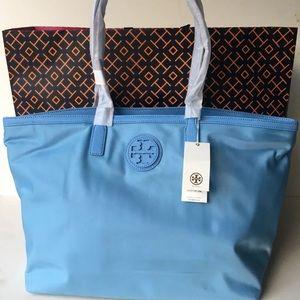 Tory Burch E/W Nylon Bag New